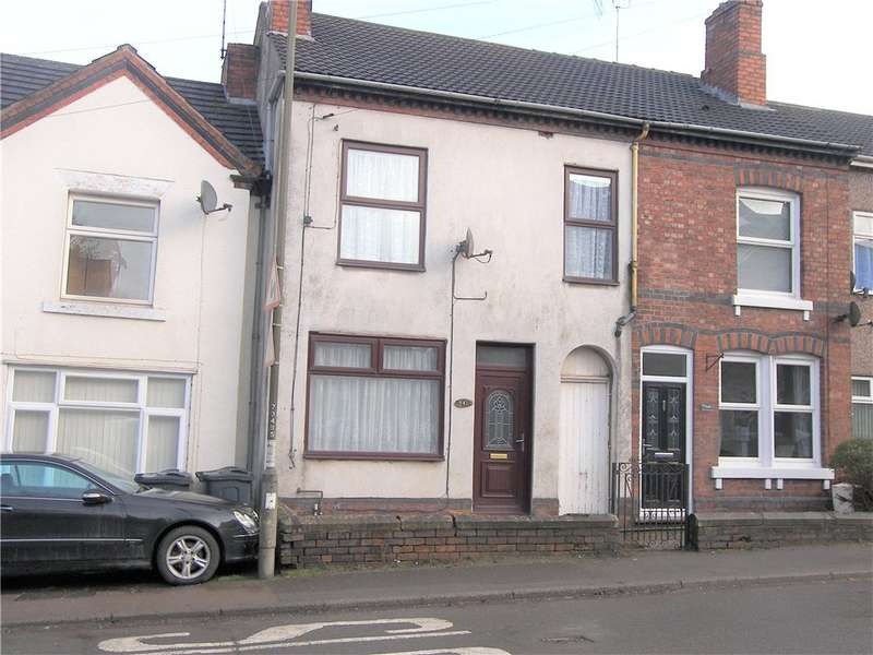 3 Bedrooms Terraced House for rent in Lower Somercotes, Somercotes, Alfreton, DE55