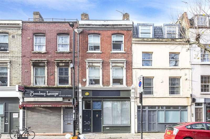 1 Bedroom Flat for sale in Penton Street, London, N1