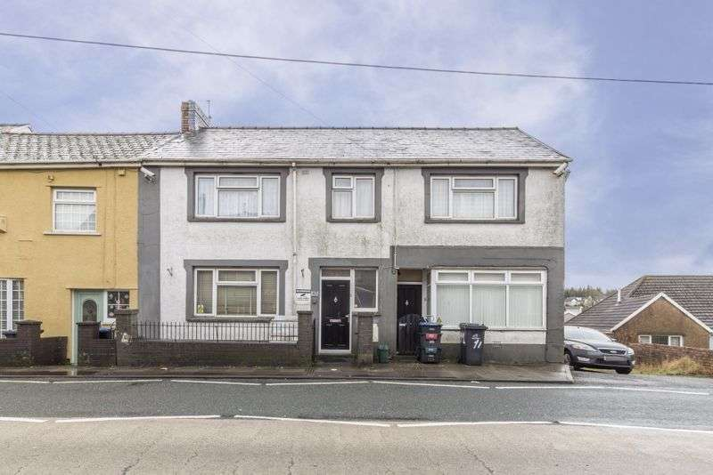 4 Bedrooms Property for sale in Beaufort Hill Beaufort, Ebbw Vale