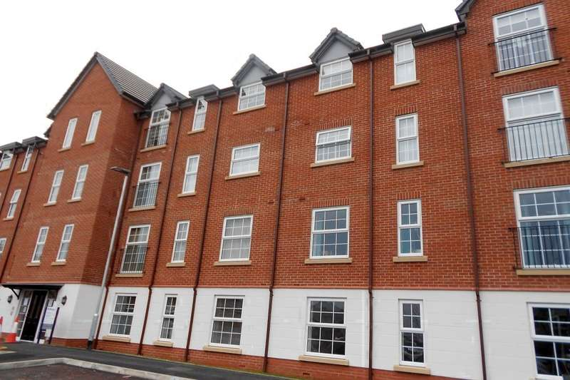 2 Bedrooms Flat for rent in Cobden Mill Watery Road, Wrexham, LL13