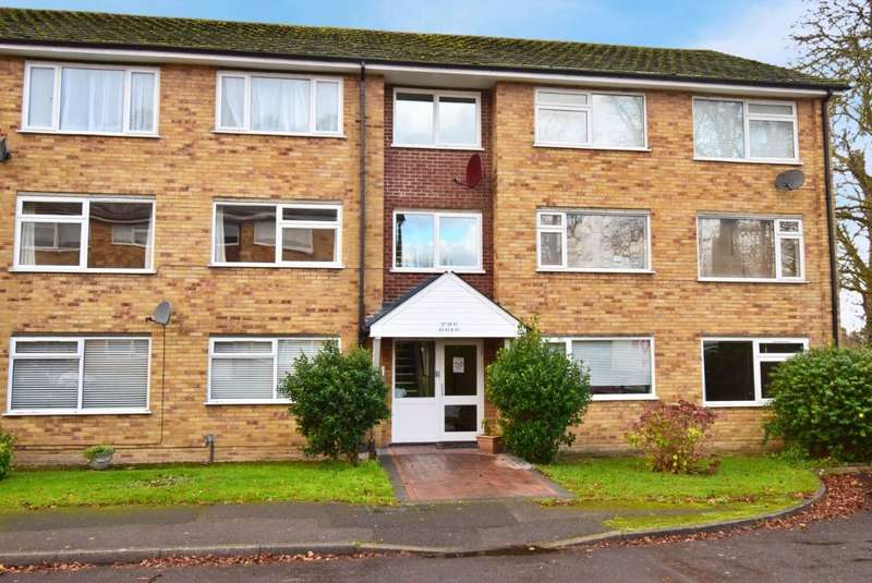 2 Bedrooms Flat for rent in Sylvia Close, Basingstoke, Hampshire, RG21