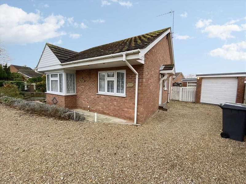 2 Bedrooms Detached Bungalow for sale in Richards Close, Heckington