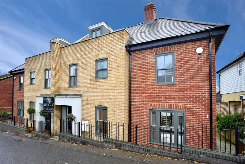 3 Bedrooms Town House for sale in Church Road, Woburn Sands, Milton Keynes