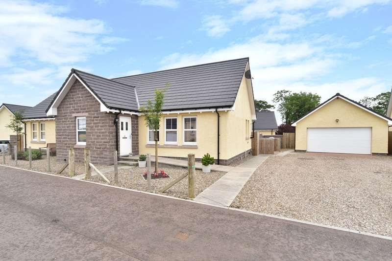 2 Bedrooms Bungalow for sale in Arbroath, DD11
