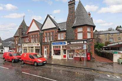 3 Bedrooms Flat for sale in Main Street, Aberfoyle