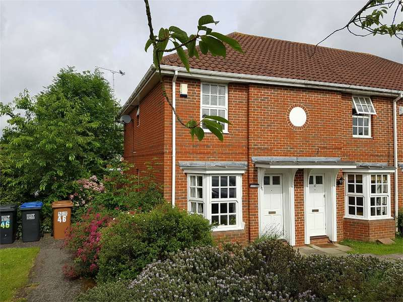2 Bedrooms End Of Terrace House for rent in Longcroft Gardens, Welwyn Garden City, AL8