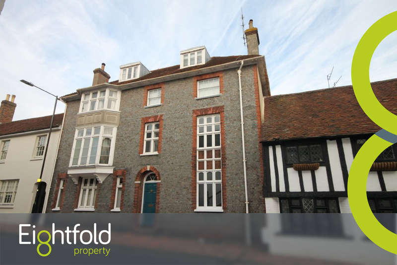 2 Bedrooms Flat for rent in Southover High Street, Lewes