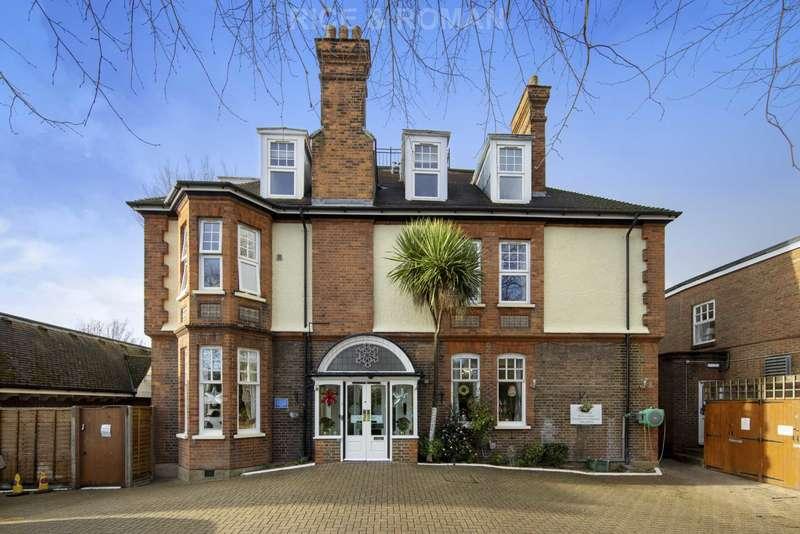 1 Bedroom Retirement Property for sale in Arterberry Road, London