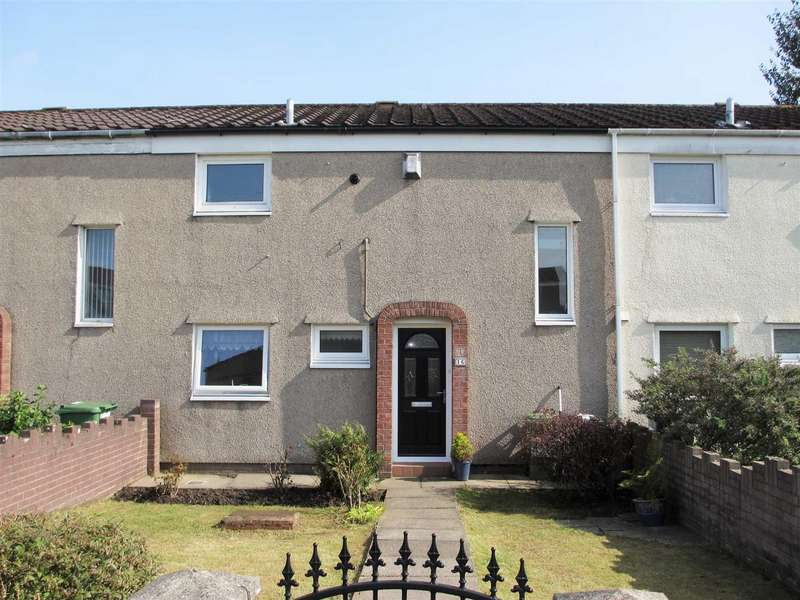 3 Bedrooms Terraced House for rent in Lakeland View, Workington