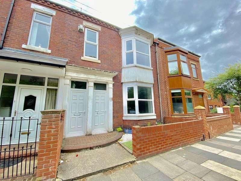 2 Bedrooms Flat for rent in South Eldon Street, Tyne Dock