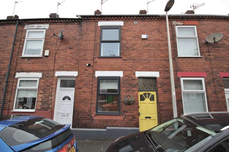 2 Bedrooms Terraced House for rent in Christie Street, WIDNES, WA8