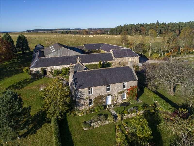 4 Bedrooms Detached House for sale in Milton Brae, Miltonduff, Elgin, IV30