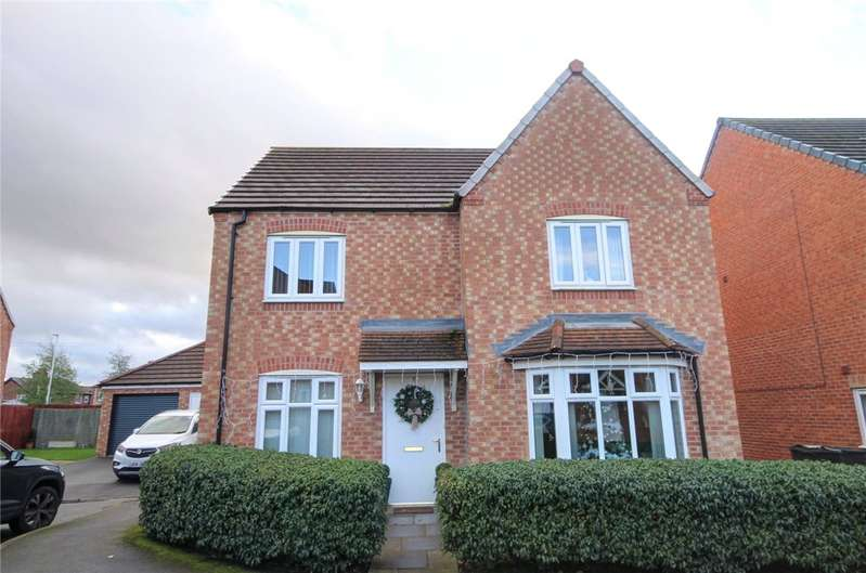 4 Bedrooms Detached House for sale in Maltby Court, Darlington, DL1