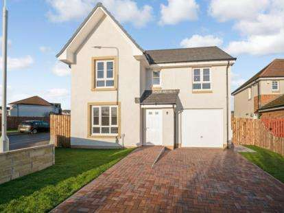 4 Bedrooms Detached House for sale in Newtonmore Drive, Kirkcaldy