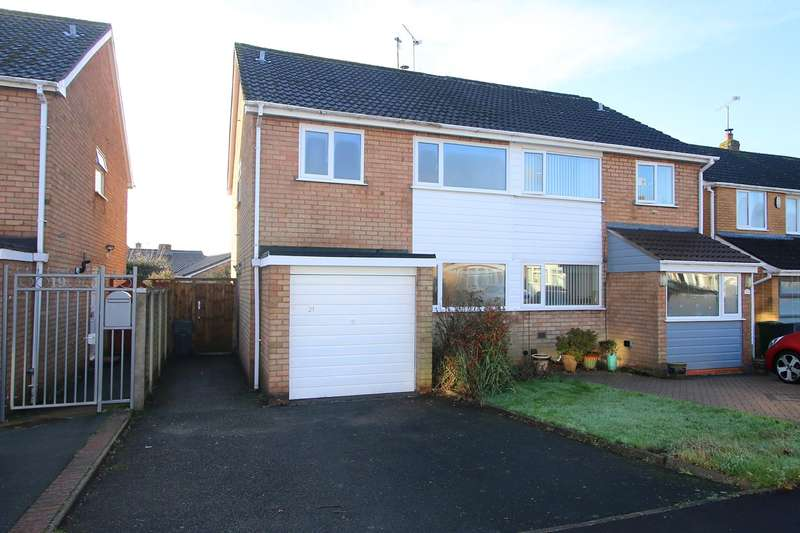 3 Bedrooms Semi Detached House for rent in Long Compton Drive, Hagley, Stourbridge, DY9