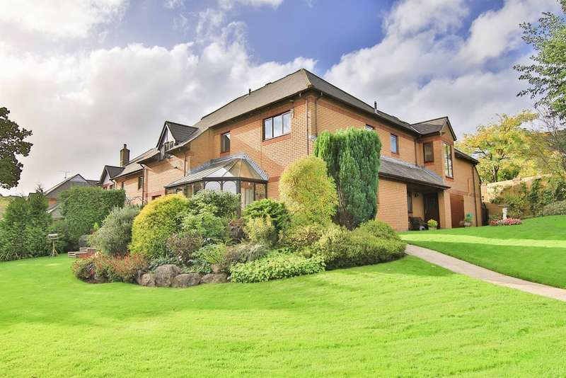 5 Bedrooms Detached House for sale in Wood Close, Lisvane, Cardiff