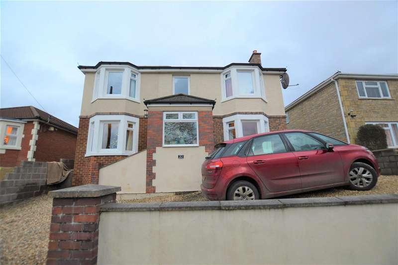 5 Bedrooms Detached House for sale in Bristol Road, Radstock