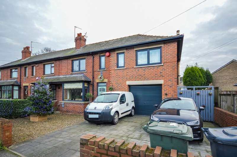 4 Bedrooms End Of Terrace House for sale in Oban Terrace, Tingley, Wakefield