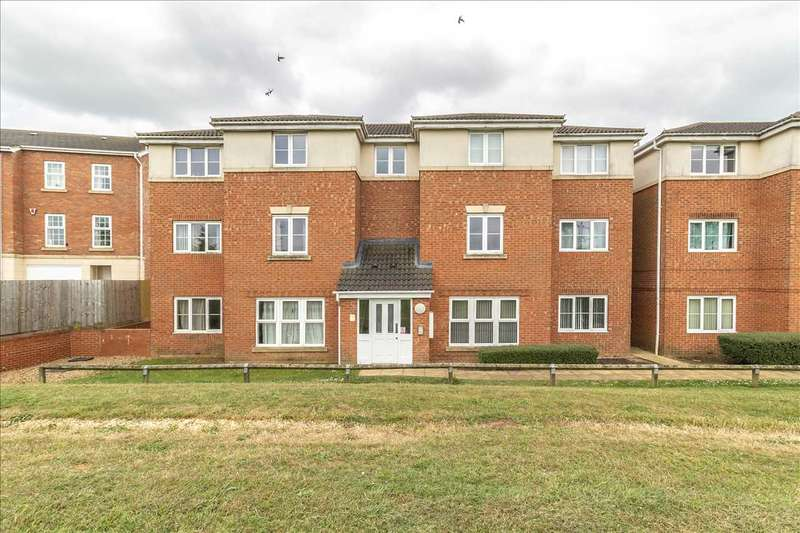 2 Bedrooms Apartment Flat for rent in Robin Road, Corby