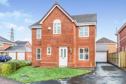 4 Bedrooms Detached House for sale in Little Close, Farington Moss, Leyland, PR26