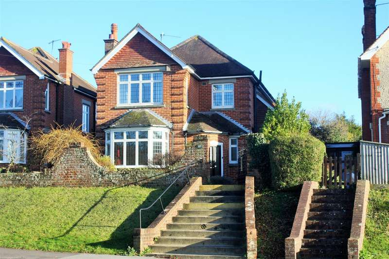 4 Bedrooms Detached House for rent in Castle Road, Salisbury