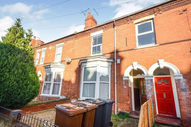 4 Bedrooms Terraced House for rent in West Parade, Lincoln, LN1
