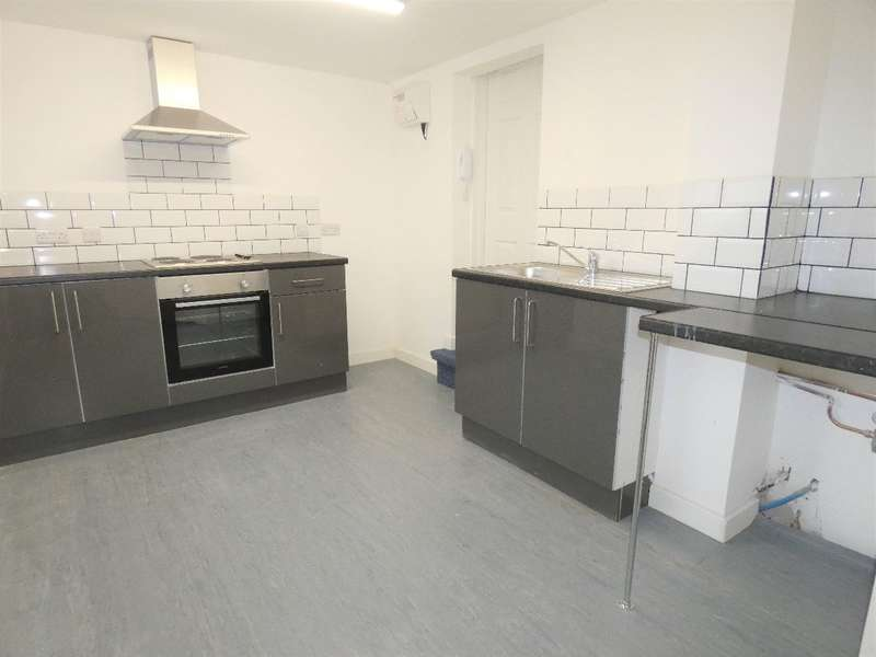 1 Bedroom Apartment Flat for rent in Flat b Lichfield Street, Stone, ST15 8NA