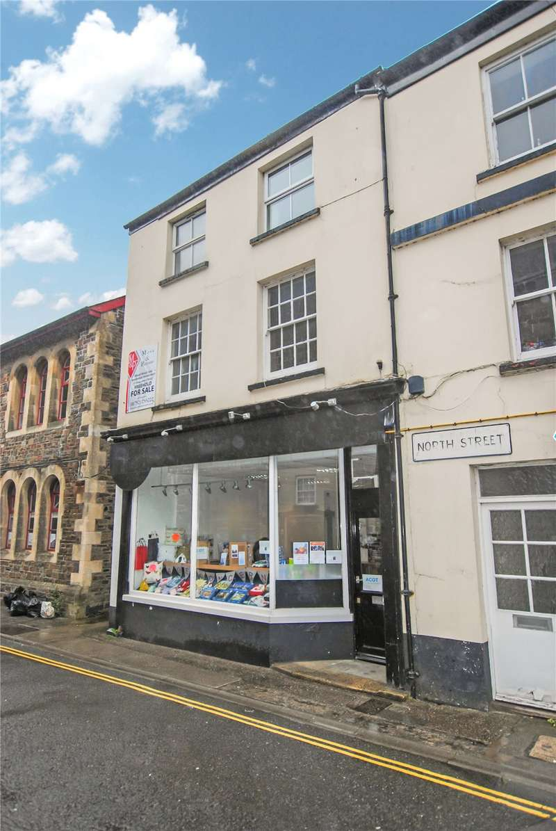 1 Bedroom Flat for rent in North Street, Okehampton, EX20