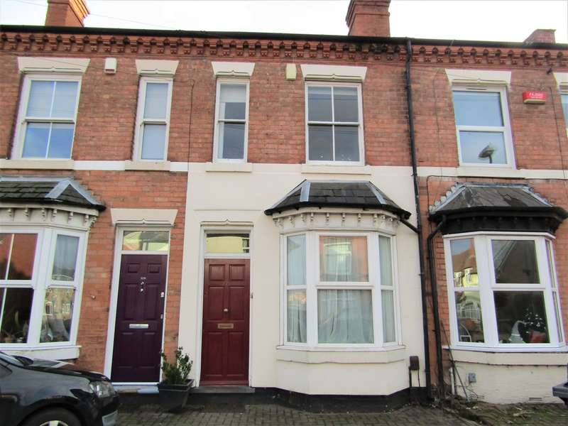 2 Bedrooms Terraced House for rent in Highbridge Road, Boldmere