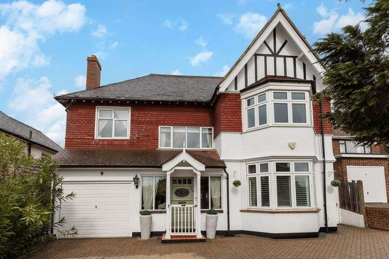 4 Bedrooms Property for sale in Widmore Road, Bickley, Bromley