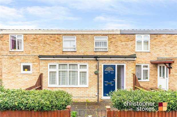 3 Bedrooms Terraced House for sale in Lawrance Gardens, Cheshunt, Hertfordshire