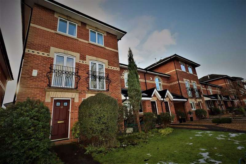4 Bedrooms Town House for rent in Pavillion Way, Macclesfield
