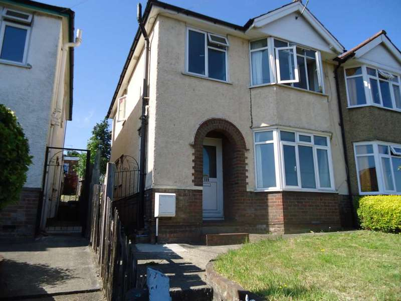 4 Bedrooms Semi Detached House for rent in Suffield Road, High Wycombe