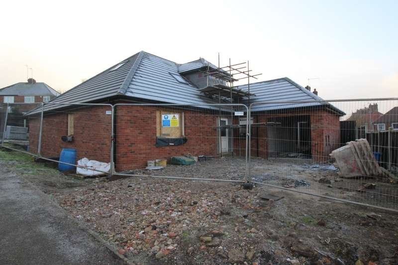 3 Bedrooms Detached Bungalow for sale in Land Adjoining, Wood Street, Eastwood, Nottingham, NG16