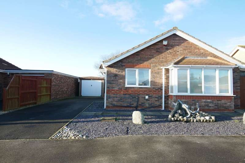 2 Bedrooms Detached Bungalow for sale in Dymoke Road, Mablethorpe, LN12