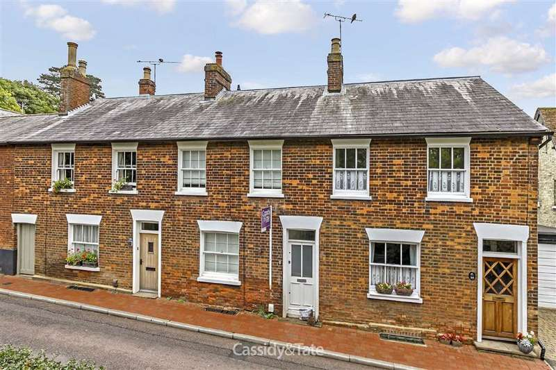 2 Bedrooms Terraced House for sale in Station Road, Wheathampstead, Hertfordshire