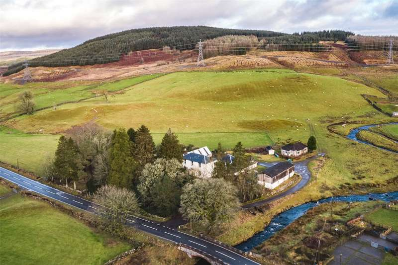 3 Bedrooms Detached House for sale in Mossdale, By Dalmellington, East Ayrshire, KA6