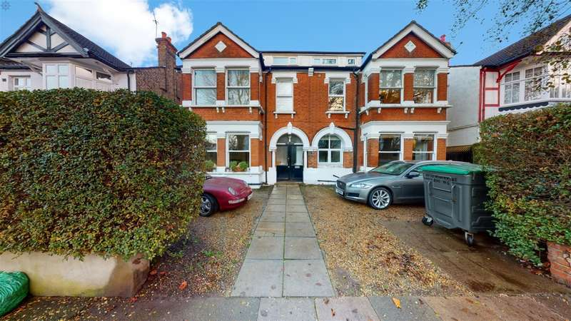 1 Bedroom Ground Flat for sale in Windermere Road, Ealing , London, W5 4TH