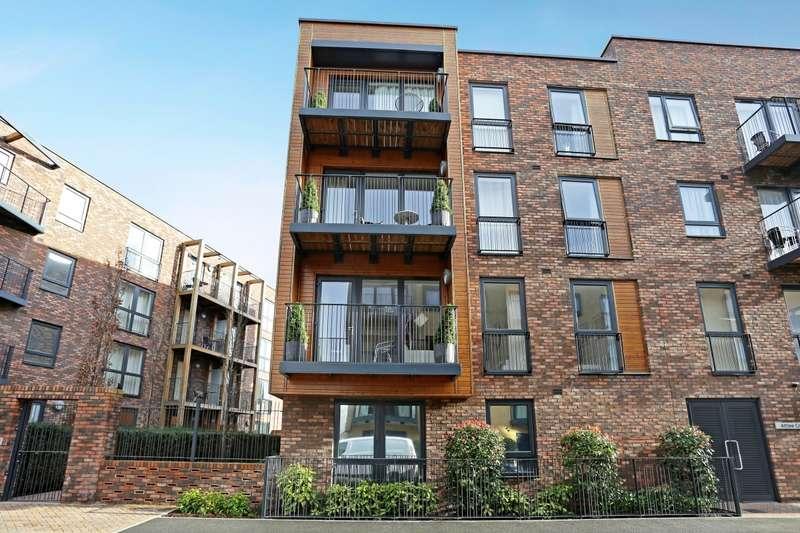 2 Bedrooms Apartment Flat for rent in Unwin Way Stanmore HA7