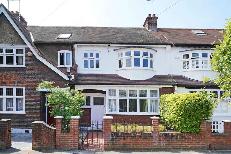 3 Bedrooms Terraced House for rent in Greenend Road, Chiswick, London, W4
