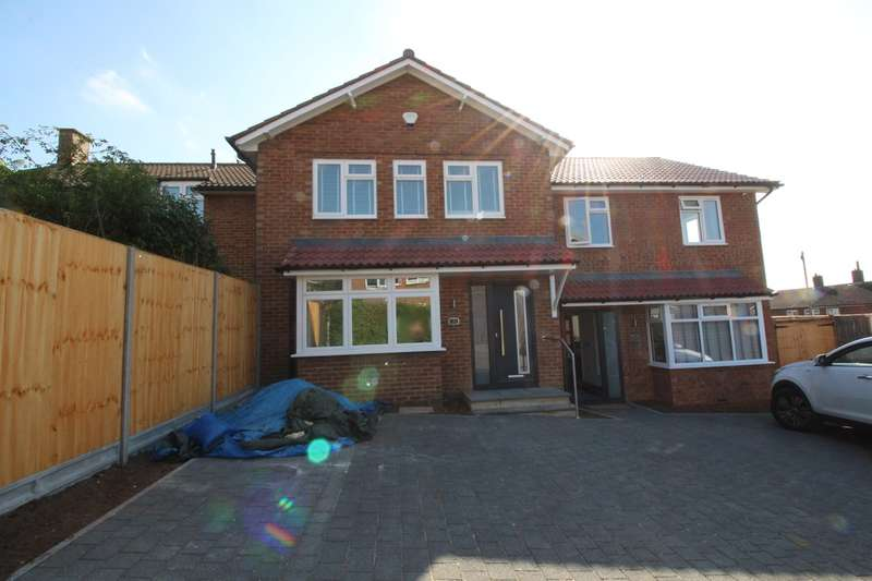 3 Bedrooms Semi Detached House for rent in Mill Close, Hitchin, SG4