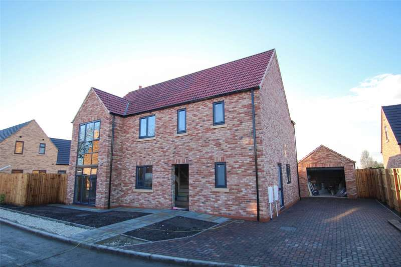 4 Bedrooms House for sale in Heath Court, Middle Rasen, Market Rasen, LN8