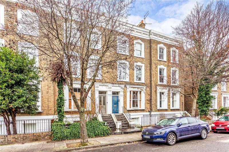 2 Bedrooms Flat for sale in Oakley Road, Islington, London, N1