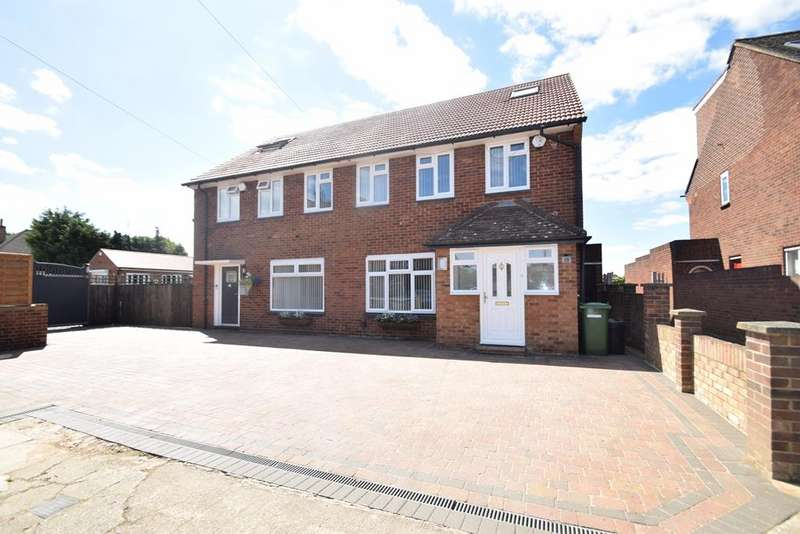 6 Bedrooms Semi Detached House for rent in Maygoods Close, Cowley, UB8