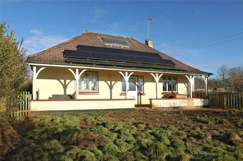 3 Bedrooms House for sale in Morchard Road, Crediton, EX17