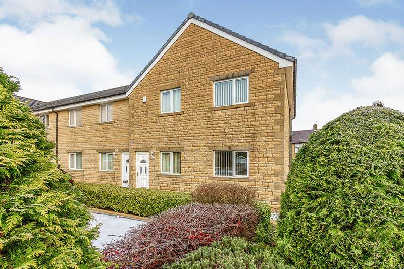 2 Bedrooms Apartment Flat for sale in Lea Bank Mews, Nelson, Lancashire, BB9