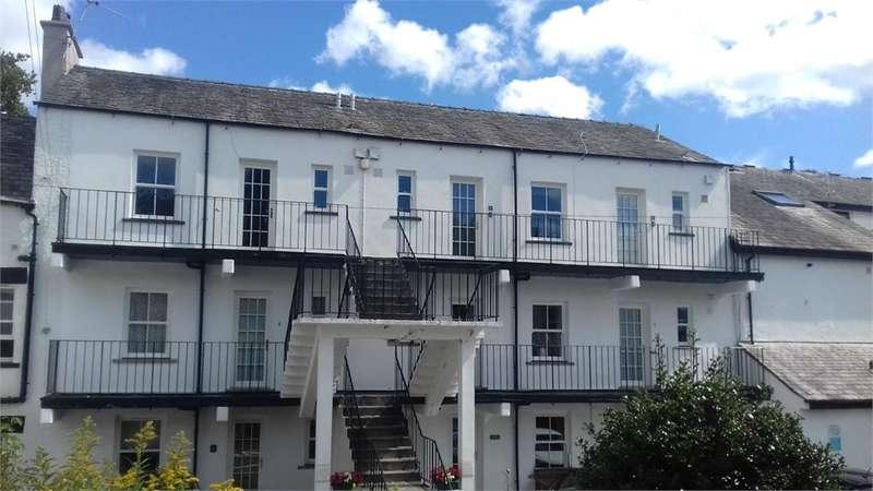 2 Bedrooms Flat for rent in Greta Side Court, KESWICK, Cumbria