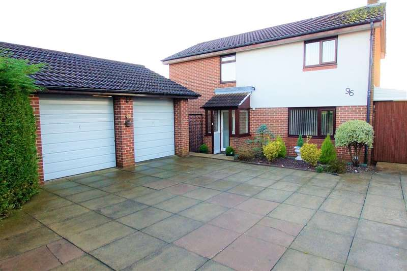 4 Bedrooms Detached House for rent in Heath Lane, Boughton Chester CH3 5SQ