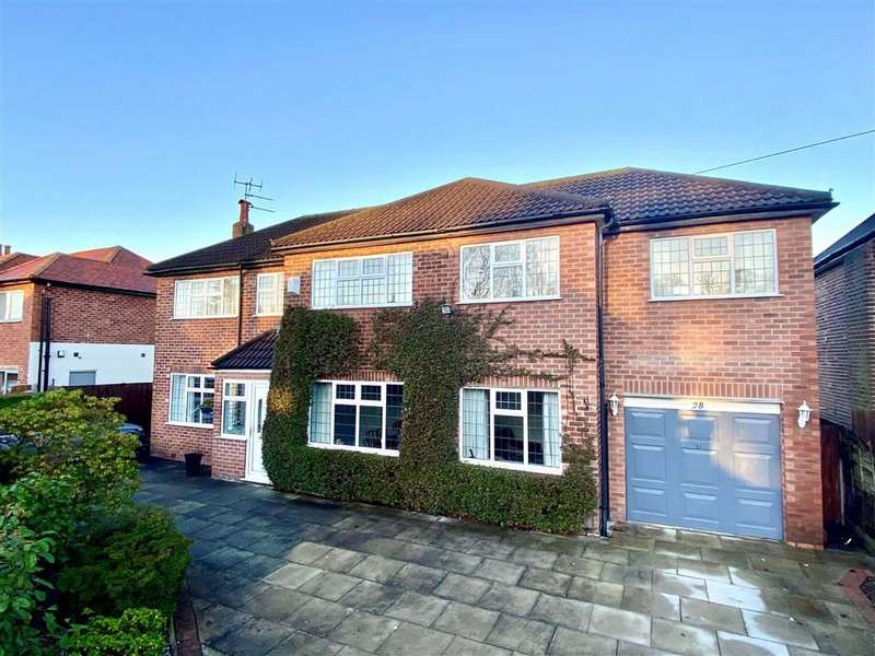 5 Bedrooms Detached House for sale in Kenilworth Road, Sale