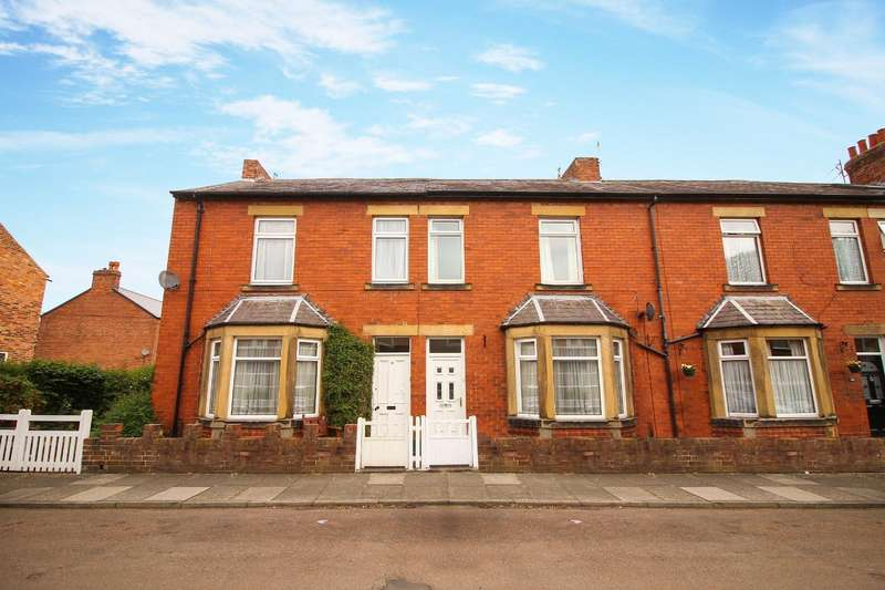 3 Bedrooms Semi Detached House for rent in Alexandra Road, Morpeth